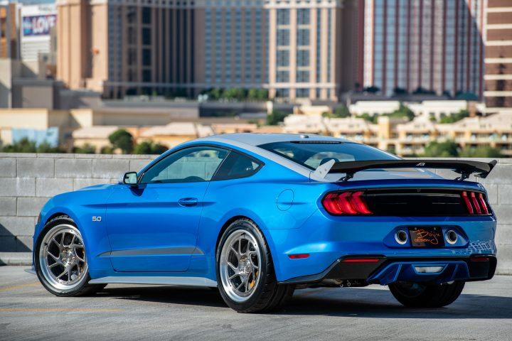 Diseño y apariencia Ford Mustang