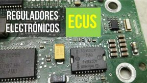electrónica AUTOMOTRIZ en la centralita