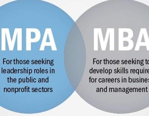 Diferencia entre MBA y MPA