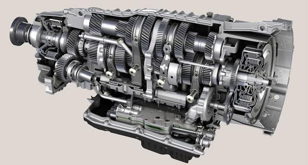 La transmisión manual (MT)