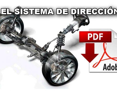 El sistema de dirección del automóvil
