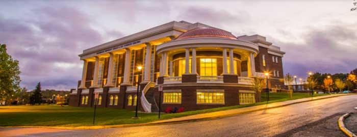 University of Shenandoah MBA