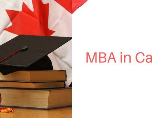 Solicitud de MBA canadiense para Universitarios