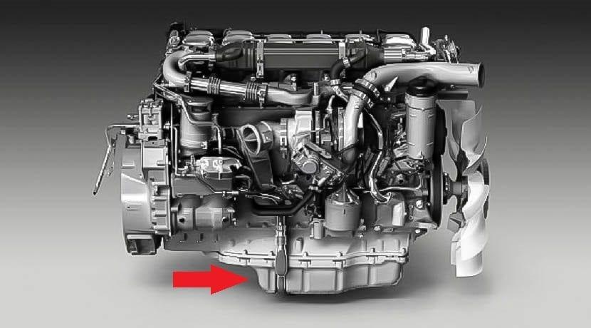 Fugas de aceite del motor y sus tratamientos