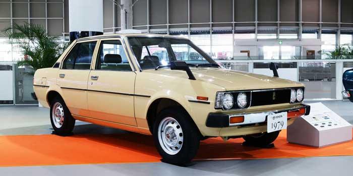 Toyota Corolla decuarta generación