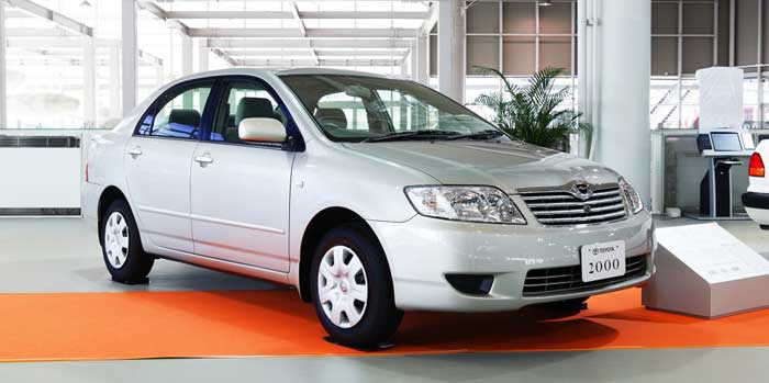 Toyota Corolla de novena generación