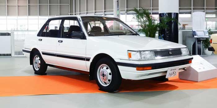 Toyota Corolla de quinta generación