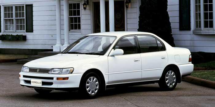 Toyota Corolla de séptima generación