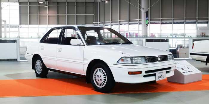 Toyota Corolla de sexta generación