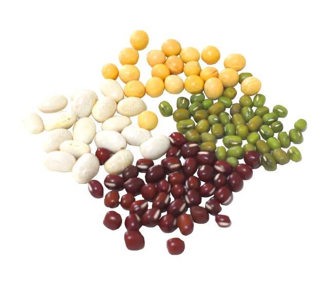 Frijoles -  Alimentos con alto contenido de proteínas