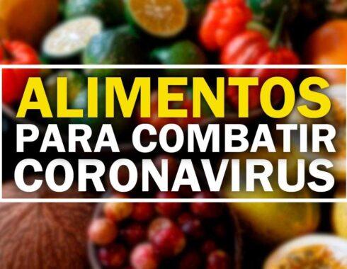 Alimentos naturales para combatir el COVID-19