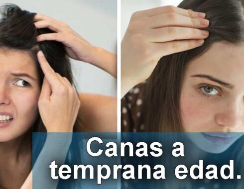 Cómo eliminar canas con estos métodos