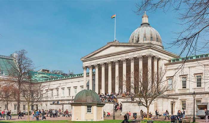UCL University College de Londres Aprendizaje automático de maestría
