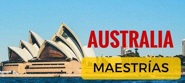 Estudiar una maestría en Australia, una alternativa para estudiantes